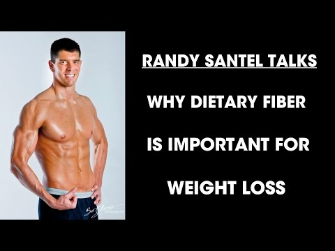 The Importance Of Fiber For Weight Loss - Randy Santel