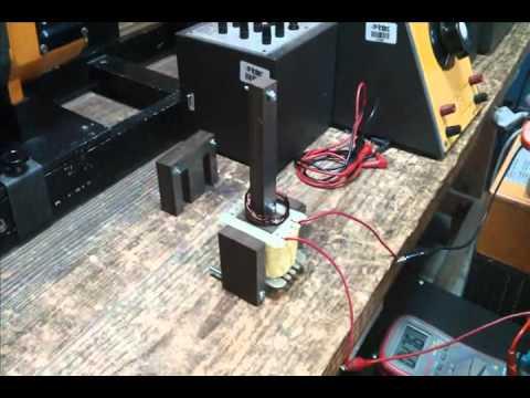 Experimento Levitacion Magnetica