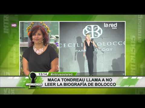 Los secretos de Cecilia Bolocco que no están en el libro
