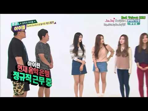 [Vietsub] 150923 Joy nói về chồng Sungjae và sự trêu trọc của 2 a MC vui tính trong Weekly Idol