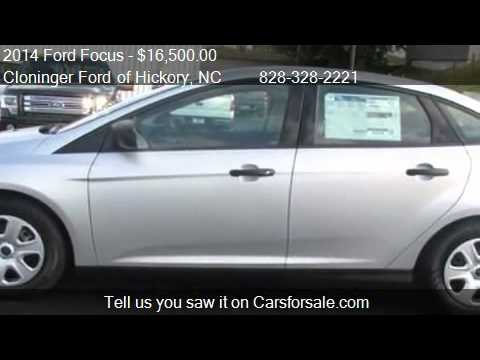 2014 Ford Focus S - for sale in Hickory, NC 28602