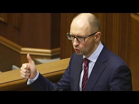 Ukraine forms new pro-EU coalition government
