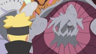 Boruto Meets All Tailed Beasts  - The Power: Boruto Episode Fan Animation