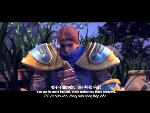 Liên Minh Huyền Thoại  - Tập 26 Xin và Lux