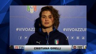 5 domande a Cristiana Girelli