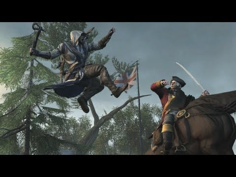 Assassin's Creed III World Gameplay Premiere [North America]