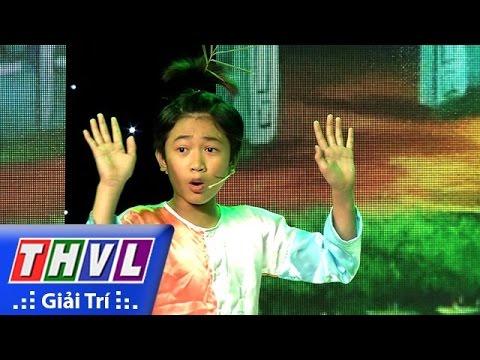 THVL | Siêu nhí tranh tài - Tập 3: Bé Gia Quý | Hát: Thánh Gióng