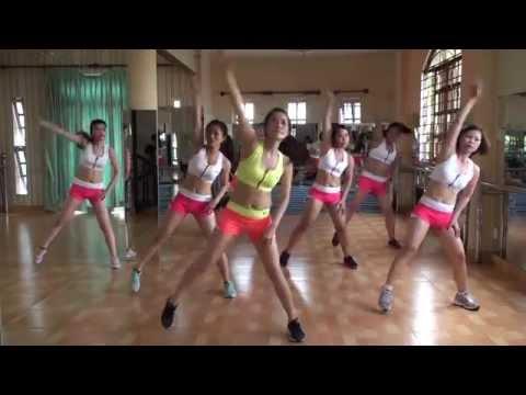Aerobic sôi động( Misa Aerobic)-DVD SO 4