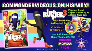 Runner3 - Release Date Announcement Trailer