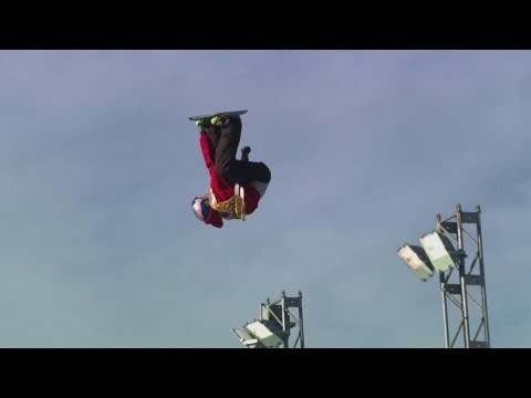 freestyle.ch Zurich 2013 -- Best of Style Session Snowboard