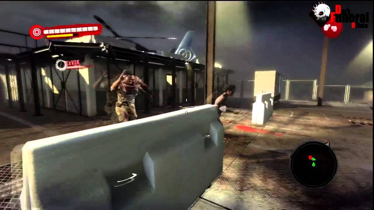 Dead Island Riptide Harlow Chainsaw