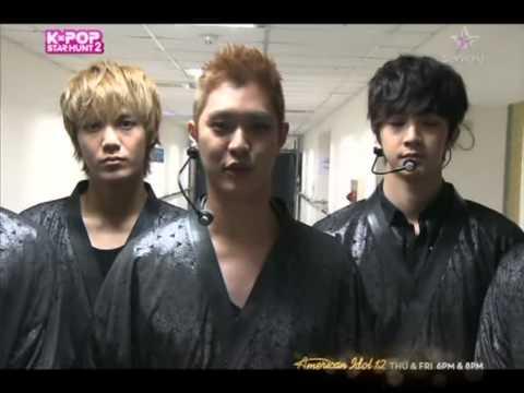 K-pop Star Hunt Season 2 ep 1