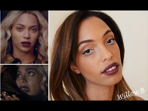 Beyonce Jealous Inspired Makeup Tutorial | Willow B
