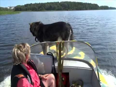 Вуокса - путешествие по реке