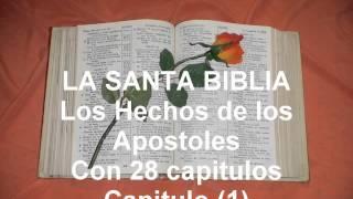 LA SANTA BIBLIA.Los Echos De Los Apostoles Con 28