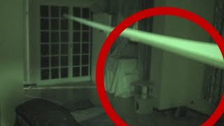 Ghost Caught On Video (HD)