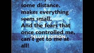 Let It Go- Frozen (Idina Karaoke/Intrumental With Lyrics