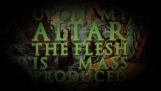 RIVERS OF NIHIL - A Fertile Altar (LYRIC VIDEO)