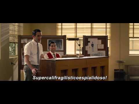 Walt nos Bastidores de Mary Poppins - Trailer Oficial