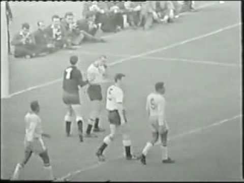 Germany v Brazil 1963 (Second Half)