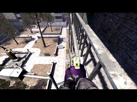 Bloc - Epic Solorun #1, no stairs taken (CoD4) (PC)