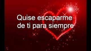 Mi Corazón Insiste JenCarlos Canela (Con Letra