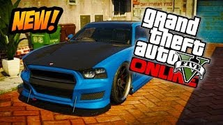 GTA 5 Online How To Get Franklin's Buffalo, Michael's