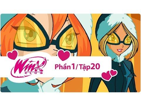 Winx Club Phần 1 - Những tiên nữ Winx xinh đẹp - Tập 20
