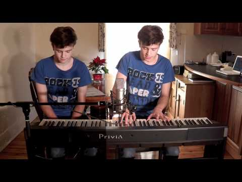 Dancing in the Moonlight - Toploader (Cover by Liam Andrews)