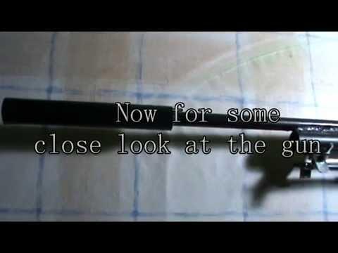 Hình ảnh trong video Homemade Air gun shooting all kinds of things