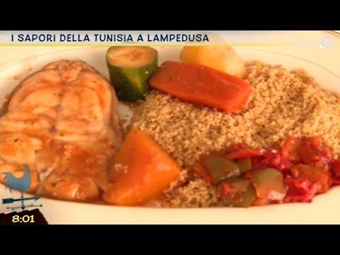 I sapori della Tunisia a Lampedusa