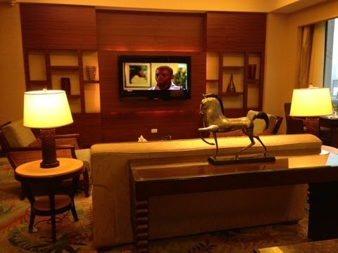 EDSA Shangri-La Hotel Horizon Club Overview by HourPhilippines.com