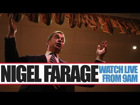 Nigel Farage - Live On LBC