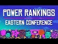Eastern Conference Power Rankings NBA Previewpalooza The Ringer
