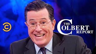 Stephen Colbert vs Anita Sarkeesian: #Gamergate: