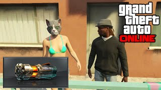 GTA 5 Online Thermite Bomb In-Game Proof! (GTA 5 Update