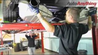 How To Install Corsa Performance Exhaust On A 2010 Chevy