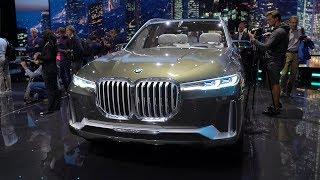 BMW X7, BMW 8, Dyscovery и SVR. Франкфурт часть 2. Костя Академик.