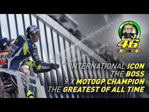 Valentino Rossi: The Doctor - Series TRAILER