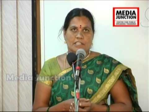 Shravani Reddy,Workshop Participant,Media Junction,Hyderabad