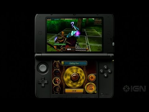 Code Name STEAM 3DS Gameplay Demo - IGN Live: E3 2014