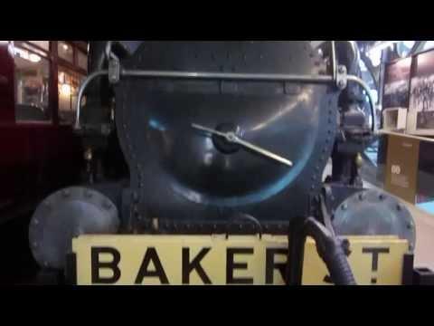 Engine 23 at London Transport Museum