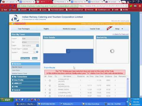 railway reservation software free download mobile