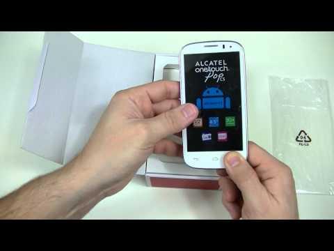 Alcatel One Touch POP C5 (5036X) - déballage   par Top-For-Phone.fr