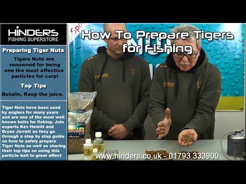 Ako pripraviť tigrí orech