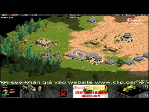 AOE next ga rung No1 vs vanelove chuon chuon 23 7 2013 C1 3