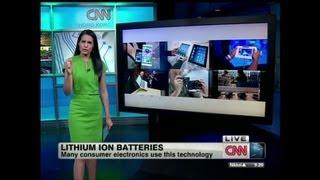 Lityum İyon piller güvenli midir? İngilizce