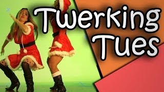 How to Twerk with Jess Lizama, Nikki Limo, and Lauren Francesca