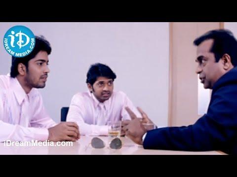 Brahmanandam and Allari Naresh Comedy video