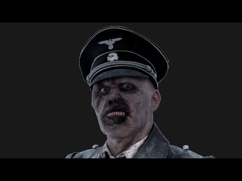 COD 5 - Nazi Zombie Der Riese Strategy  4 PLAYER PART 1